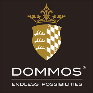 DOMMOS Logo brown